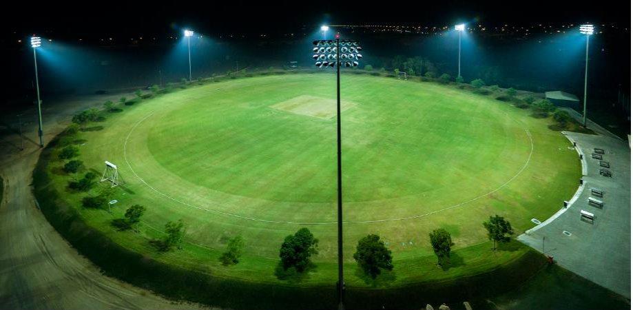 Al Amerat Cricket Stadium oman