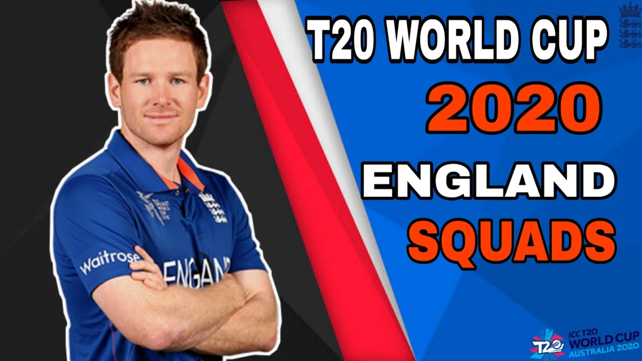 T20 World Cup 2020 England Squad