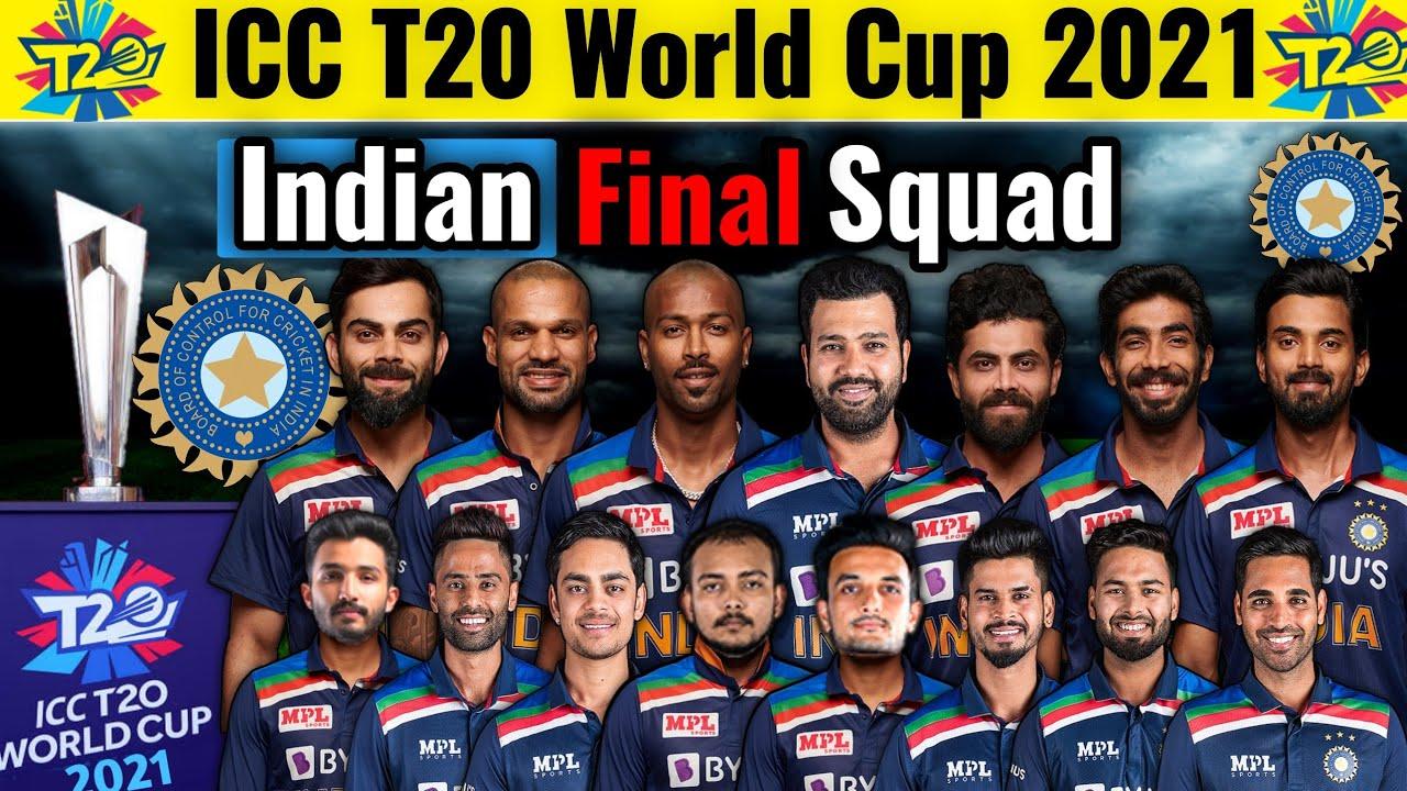 india world t20 squads