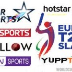 Euro T20 Slam 2020 Live Streaming - Broadcasting Channels