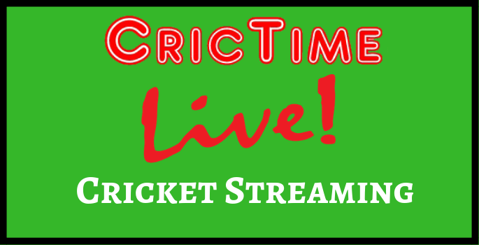 Crictime Live Cricket Streaming