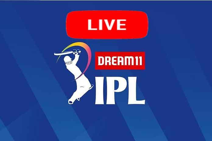 IPL Crictime Score card