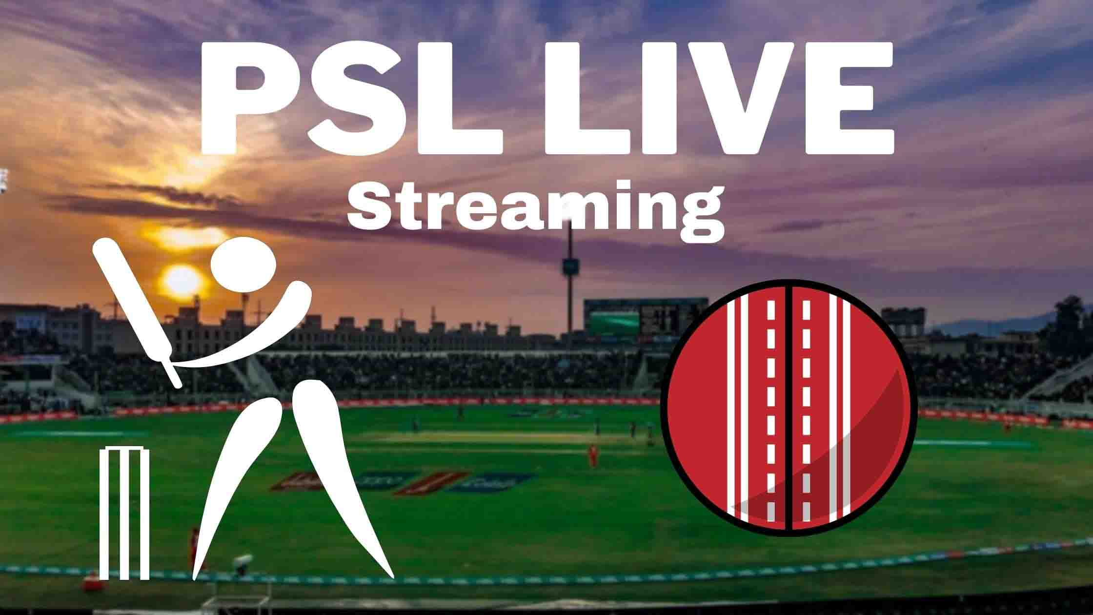 psl crictime live steaming